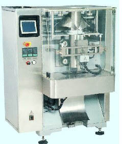 HC-500 Multi-function Pillow Microcomputer Automatic packaging Machine(As Customer needed add fully automated feeding device)