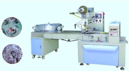 HC-898高速全自动多功能枕式包装机