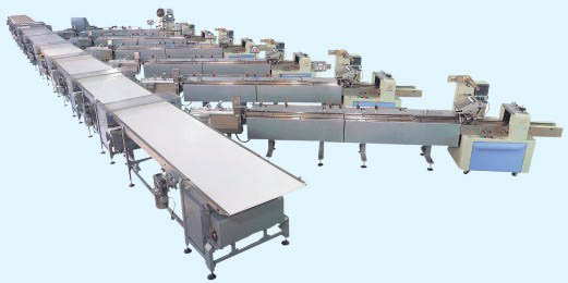 HC-3000 Stand Pouch Filling and capping Machine