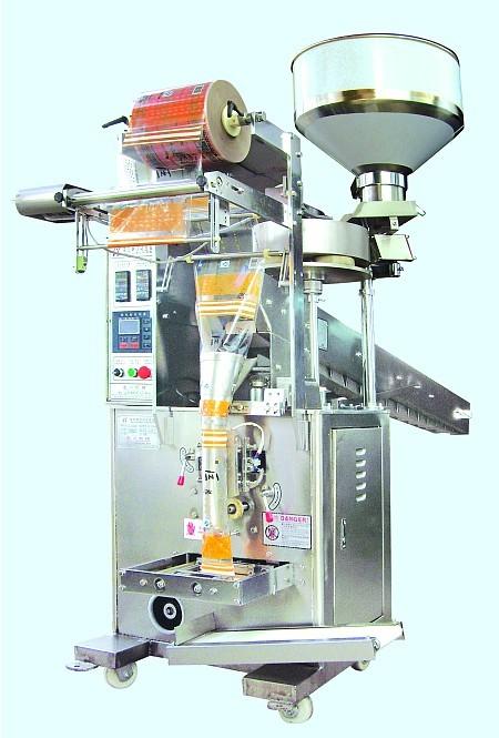 HC-320C微电脑异形料背封自动包装机