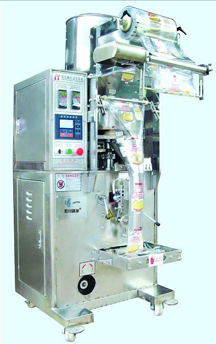 HC-320D 料盘式背封自动包装机