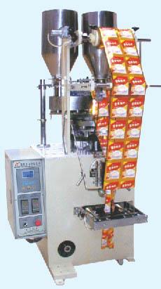 HC-320M 双物料立式背封自动包装机