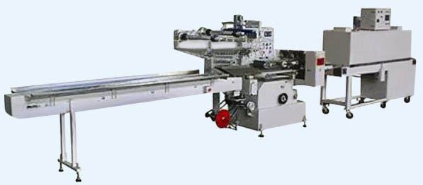 HC-400热收缩包装机