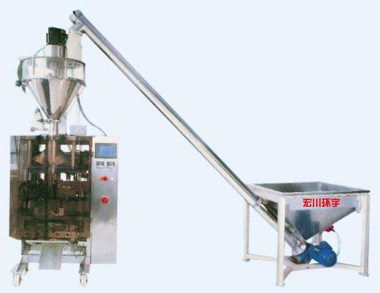 HC-420F大型立式粉剂包装配套系列