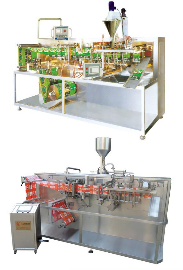 HC-140~180 Horizontal automatic packing machine