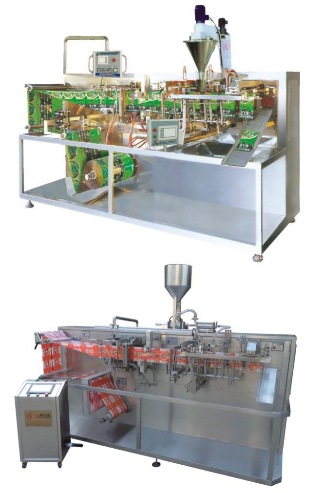 hc-140,180 全自动水平式包装机